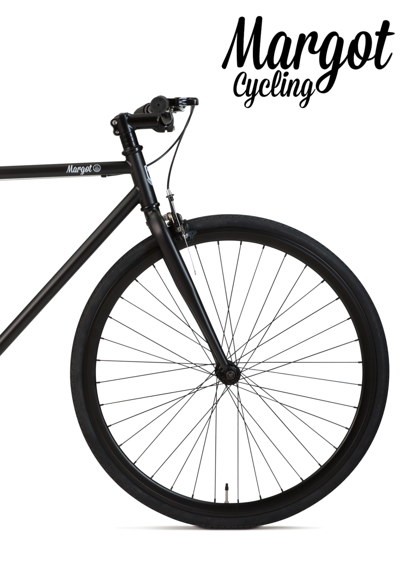 Fixie bike ruota anteriore