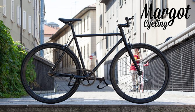 WILD BOY Fixed Gear Bike oder Singlespeed