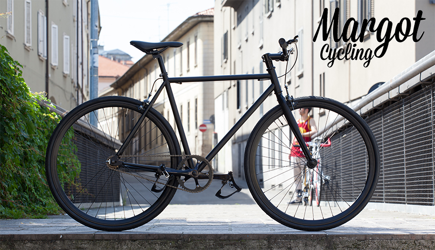 WILD BOY Fixie oder Singlespeed