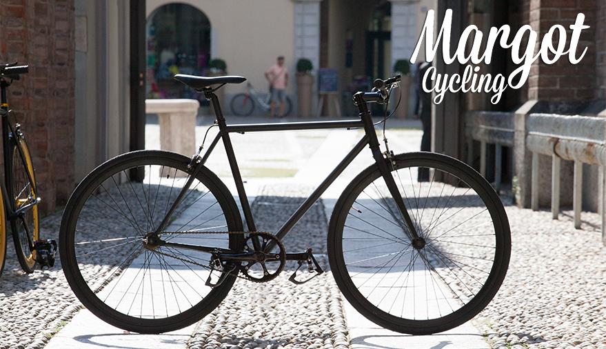 WILD BOY bici fixed garanzia telaio 10 anni