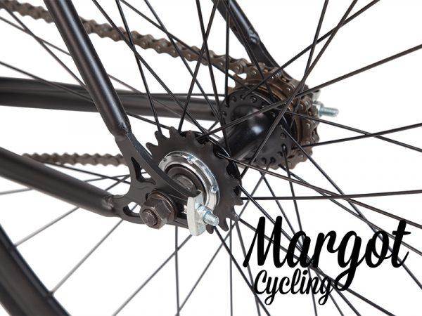 WILD BOY bici con mozzo flip-flop: scatto fisso e ruota libera
