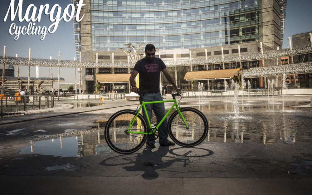 Slider Milano bici fixed