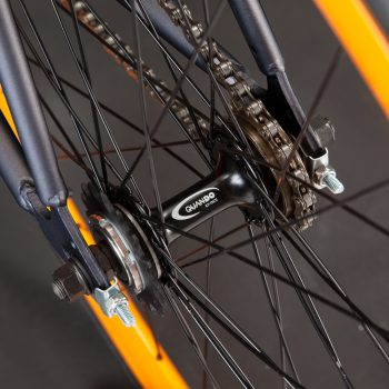 LAMPO bici single speed: mozzo flip-flop