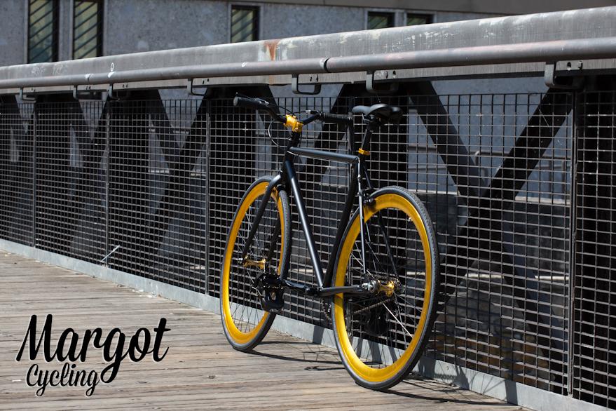 ELDORADO bici fixed garanzia telaio 10 anni