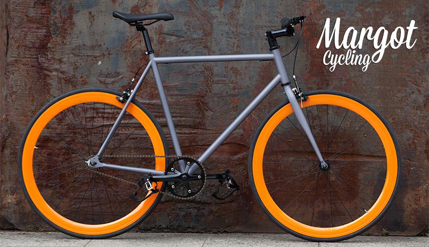 LAMPO bici scatto fisso con ruota libera