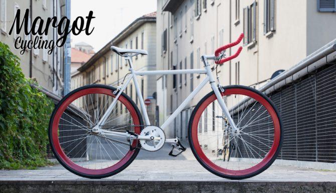 BULLHORN bici scatto fisso con ruota libera