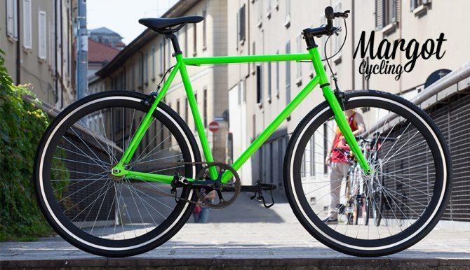 DRAGONFLY bici scatto fisso con ruota libera