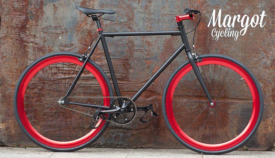 WILD BOY bici scatto fisso con ruota libera