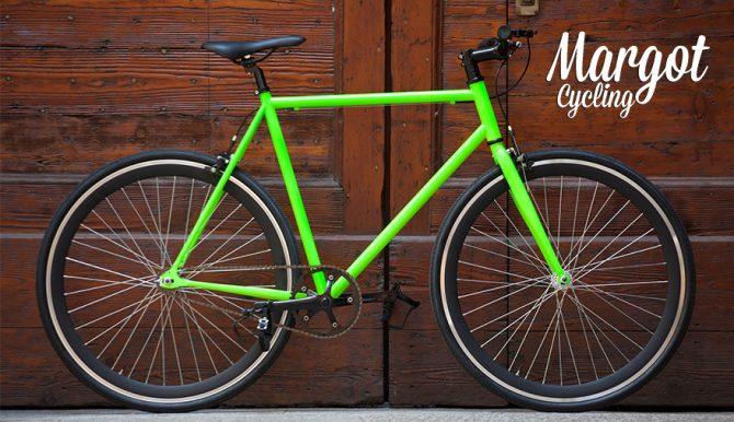 DRAGONFLY bici fixed garanzia telaio 10 anni