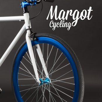 Fixed bike taglio anteriore