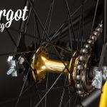 ELDORADO bici fixie: mozzo posteriore flip-flop