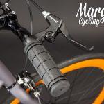 LAMPO bici scatto fisso: ruota anteriore