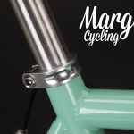TIFFANY Fixed Gear Bike: Sattelstützenklemme