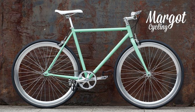 TIFFANY Fixed Gear Bike oder Singlespeed