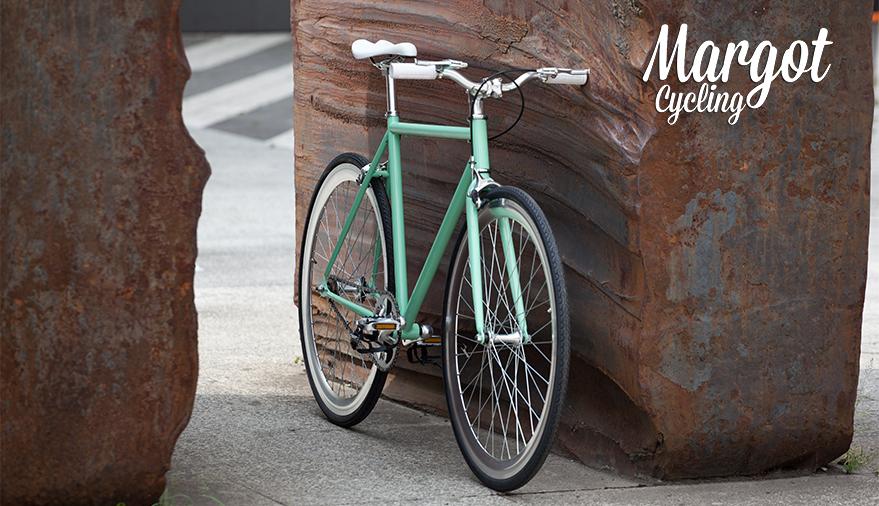 TIFFANY bici fixed garanzia telaio 10 anni