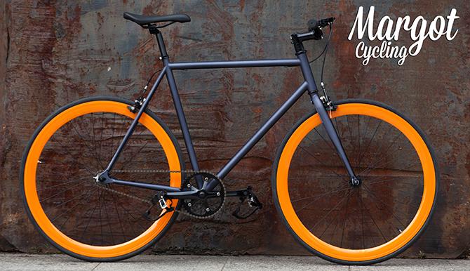 LAMPO Fixed Gear Bike oder Singlespeed