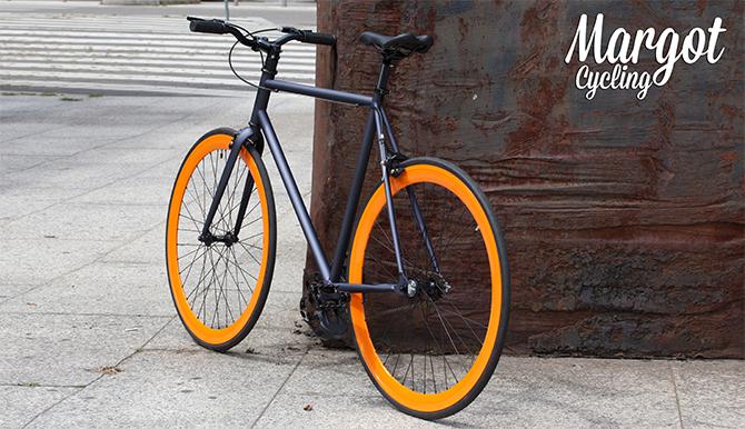 LAMPO bici fixed garanzia telaio 10 anni