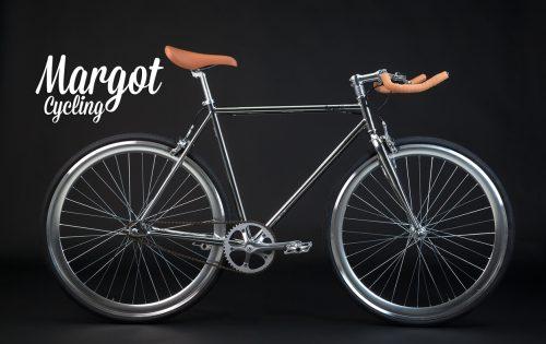Fixie Chrom Singlespeed Bike