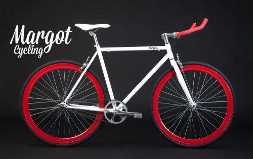 Fixed bike manubrio bullhorn