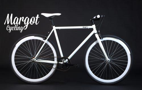 Fixie fluo Singlespeed Bike