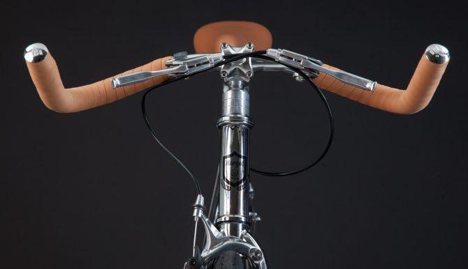 ÄTHER bici scatto fisso con ruota libera
