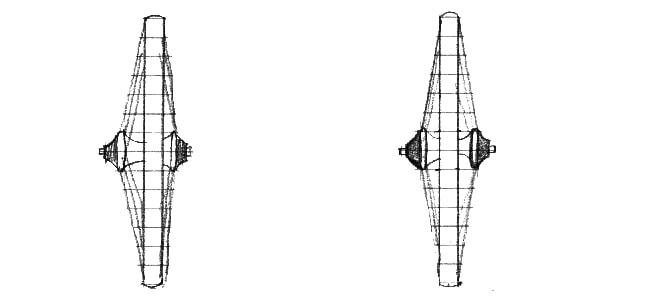 Centratura ruote bici