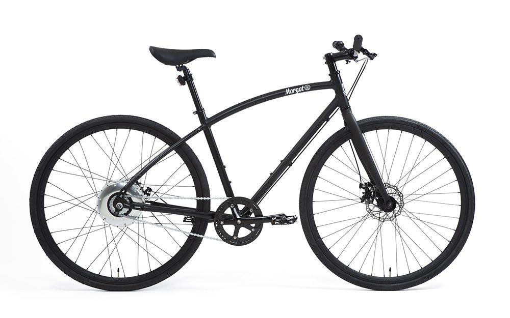 City bike elettrica a pedalata assistita