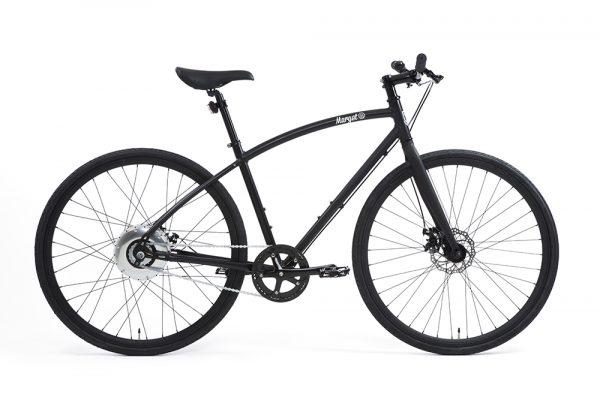 City bike elettrica leggera con modalità autonomia infinita