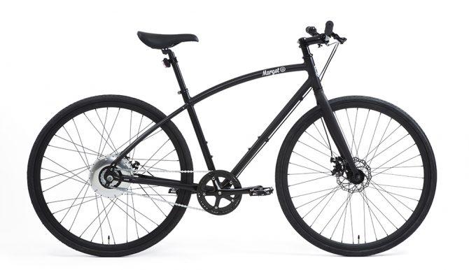 Bici elettrica a pedalata assistita wireless OLYMPUS-30.