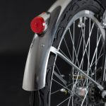 City bike uomo: ruota posteriore
