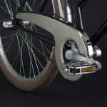 City bike donna: carter in inox