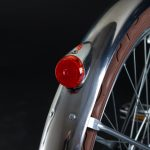 City bike donna: luce posteriore