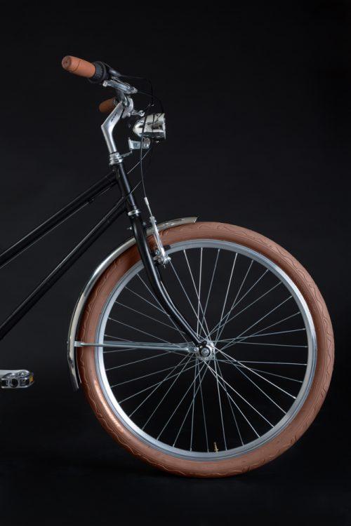 City bike donna: sezione anteriore
