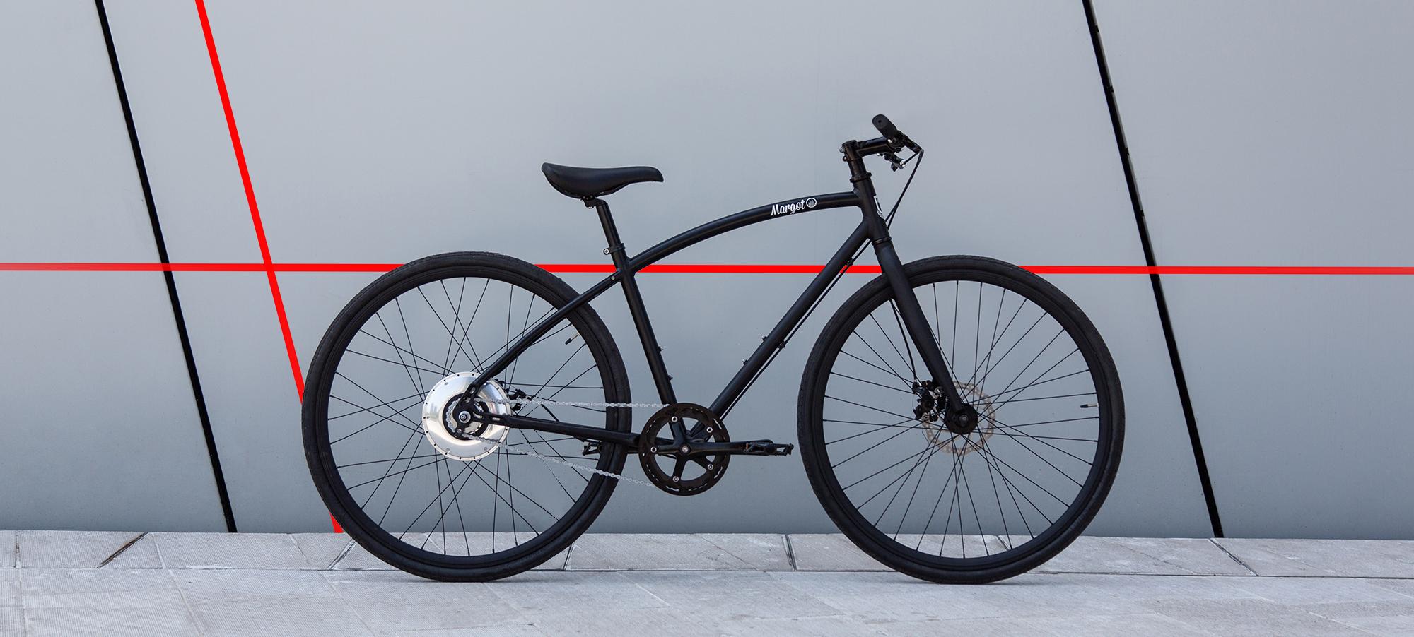 Bici elettrica leggera OLYMPUS