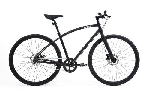 Bici urban style nera